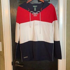 Ralph Lauren Jeans oversized hoodie small 🇺🇸